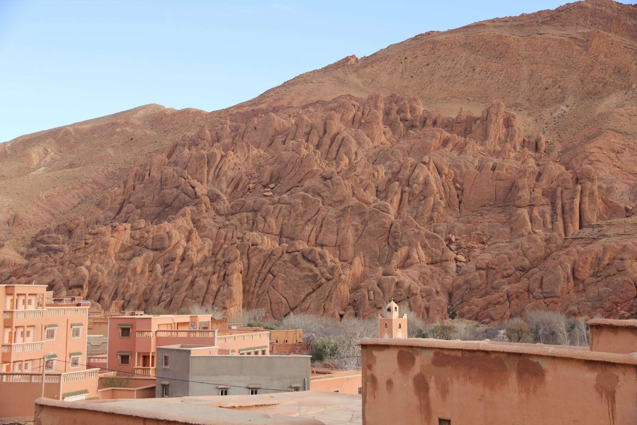 Tour from Marrakech to Sahara