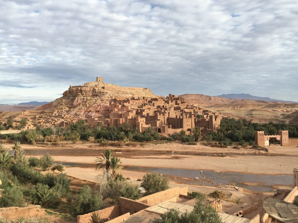 Day trip to Ait Ben Haddou from Marrakech