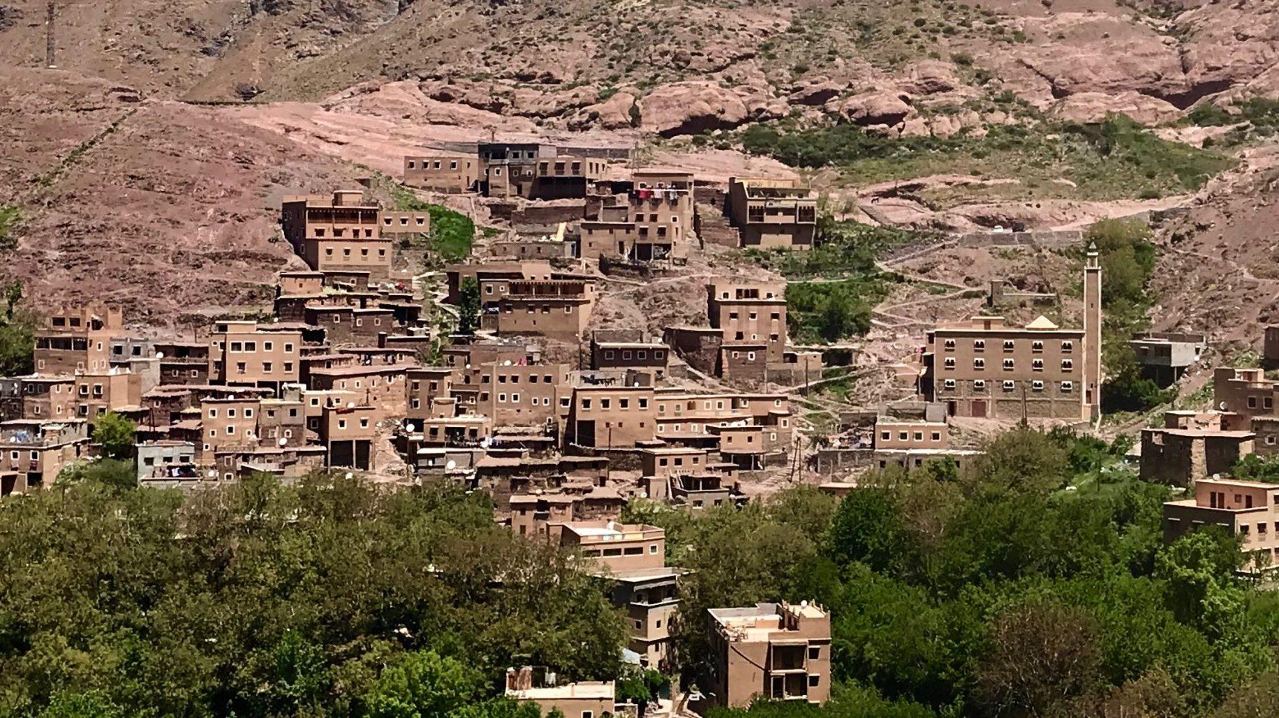 Berber Village