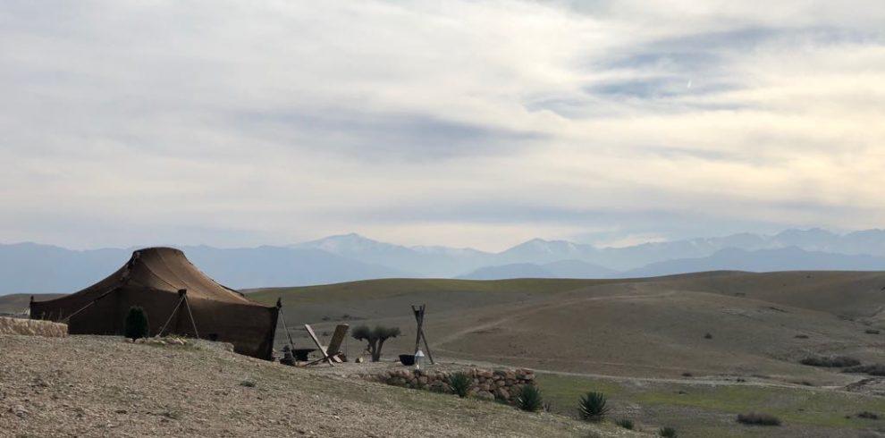 agafay desert tent