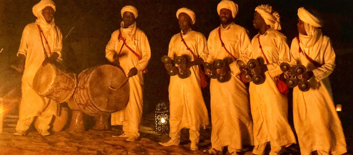 Moroccan Musical Instruments